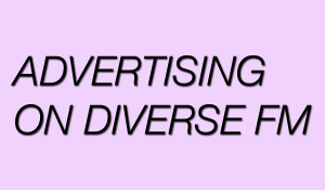 Advertising on Diverse FM